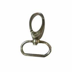 Lucky Plastics 209 Lanyard Metal Fitting (Tear Drop Hook) (Oval Look) 20 mm
