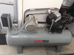 Tyre Puncher Air Compressor