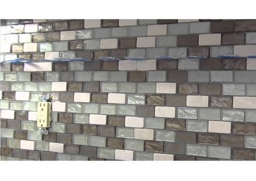 Glass Mosaic Tiles For Exterior Walls