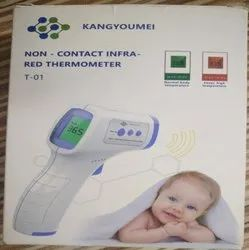 NON-CONTANCT INFRA- RED THERMOMETER