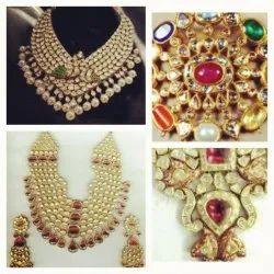 Mughal Antique Jewelry