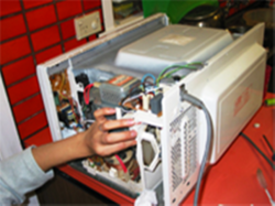 Samsung Microwave Oven Repair Services