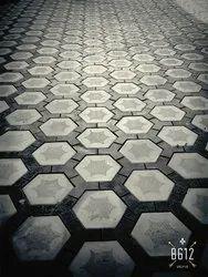 Solid Concrete BLOCK, For Floor