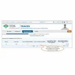 Online TAN Registration Service