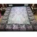 Jacquard Woven Bedspread Fabric