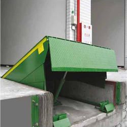 Hydraulic Dock Leveler Ramp