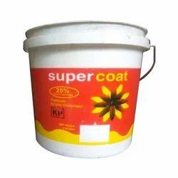 White Super Coat Supercoat Distemper