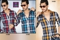 Mens Checks Pattern Shirt