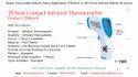 Non Contact Infrared Thermometer - Corona Thermometer - Covid Thermometer - Kinkob