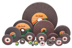 Brown Abrasive Cut Off Wheel