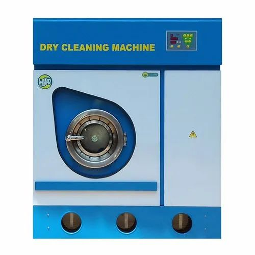 Dry Cleaning Machine Semi-Automatic 10 Kg