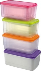 Plastic Multi Storage Container Orchid Variety