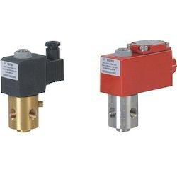 Solenoid Valve for Nitrogen Gas