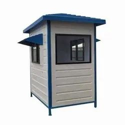 GHATGE Portable Security Cabins