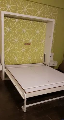 Decent Furniture Queen Size Bed Wall Bed Size 5x6 With