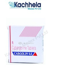 Cabergolin 0.5 Tablet