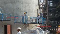 Steel ZLP Suspended Platform