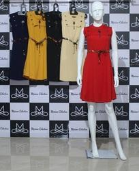 Missimo Collection Female Girls One Piece Midi, Packaging Type: Bag