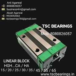 HGH55CAZOC Linear Guide Block Hiwin Design