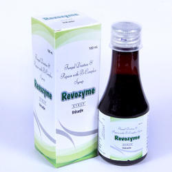 Fungal Diastase Papain B Complex Syrup
