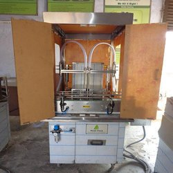 Detergent Wash Filling Machine