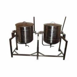 Commercial Milk Boiler