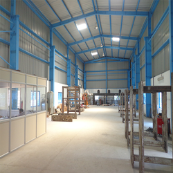 Steel Industrial Sheds