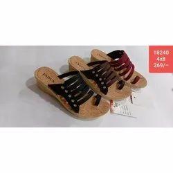 PVC Ladies Sandal