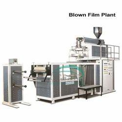 Plastic Extrusion Plants - Blown Film, PP TQ Film