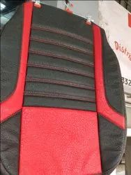 Black And Red Car Covers