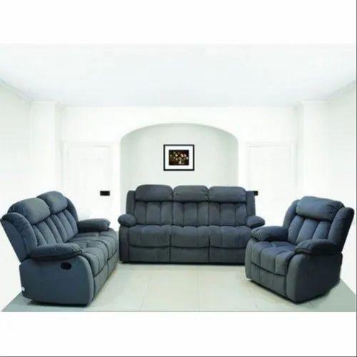 Modern Recliner Sofa Set