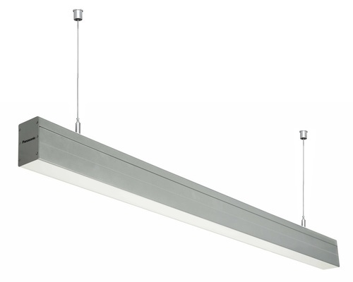 Suspended linear lighting High Ceiling Panasonic Suspended Linear Fixture 25 Indiamart Panasonic Suspended Linear Fixture 25 Rs 3842 unit Vibha