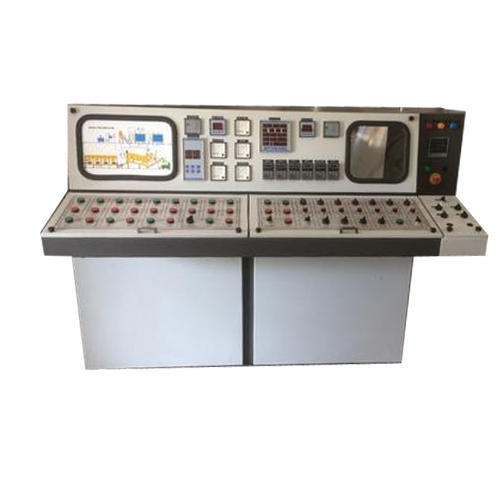 Three Phase Asphalt Drum Mix Plant Control Panel