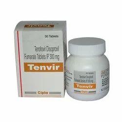 Tenofovir Disoproxil Fumarate Tablet IP