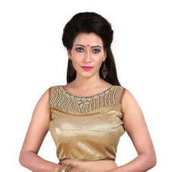 Sleeveless Designer Blouse