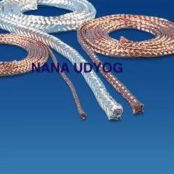 Square Braided Copper Flexible