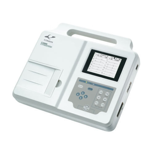 3 Channel Portable ECG Machine