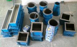 ISI Cube Mould