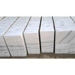 White Marble Albeta Tiles, Usage/Application: Flooring