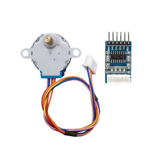 Stepper Motor and ULN2003 Stepper Motor Driver