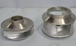 Metal Pump Impeller