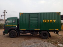 Dry Van Container Transport Service