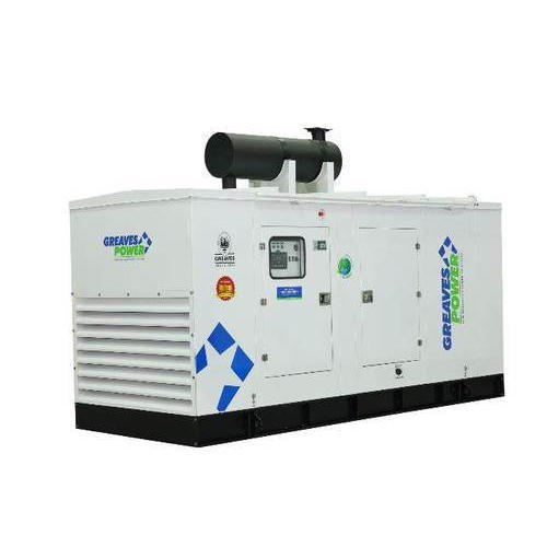 Greaves Three Phase Diesel Generator, Voltage: 240-415 V