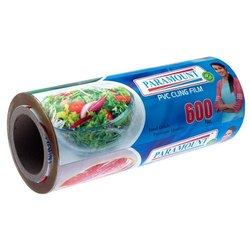 Paramount PVC Cling Film Roll 600 No