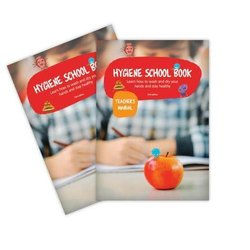 School Booklet Offset Printing Service