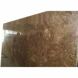 Brown Mangalam Stone Dark Emperador Polished Slabs