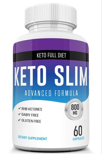 Healthy And Free With Keto Slim Weight Loss Pills