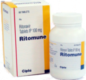 Ritonavir Tablets IP 100 mg