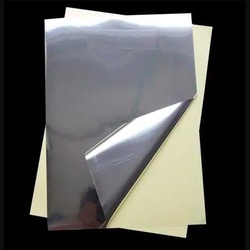 Silver Foil Gumming Sheet