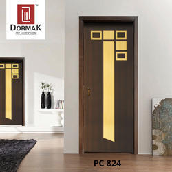 PC-824 Designer Waterproof Wooden Door